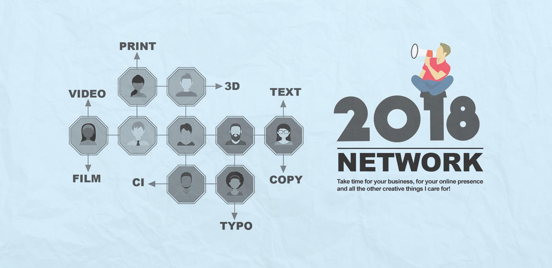 Start Network En